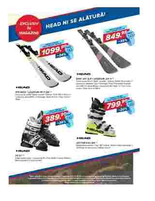 Hervis Sports - promo începând de la 22.10.2020 până la 01.11.2020 - pagină 7.