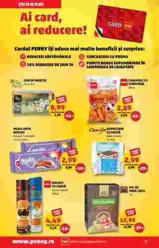 Penny Market - promo începând de la 26.02.2020 până la 03.03.2020 - pagină 10.