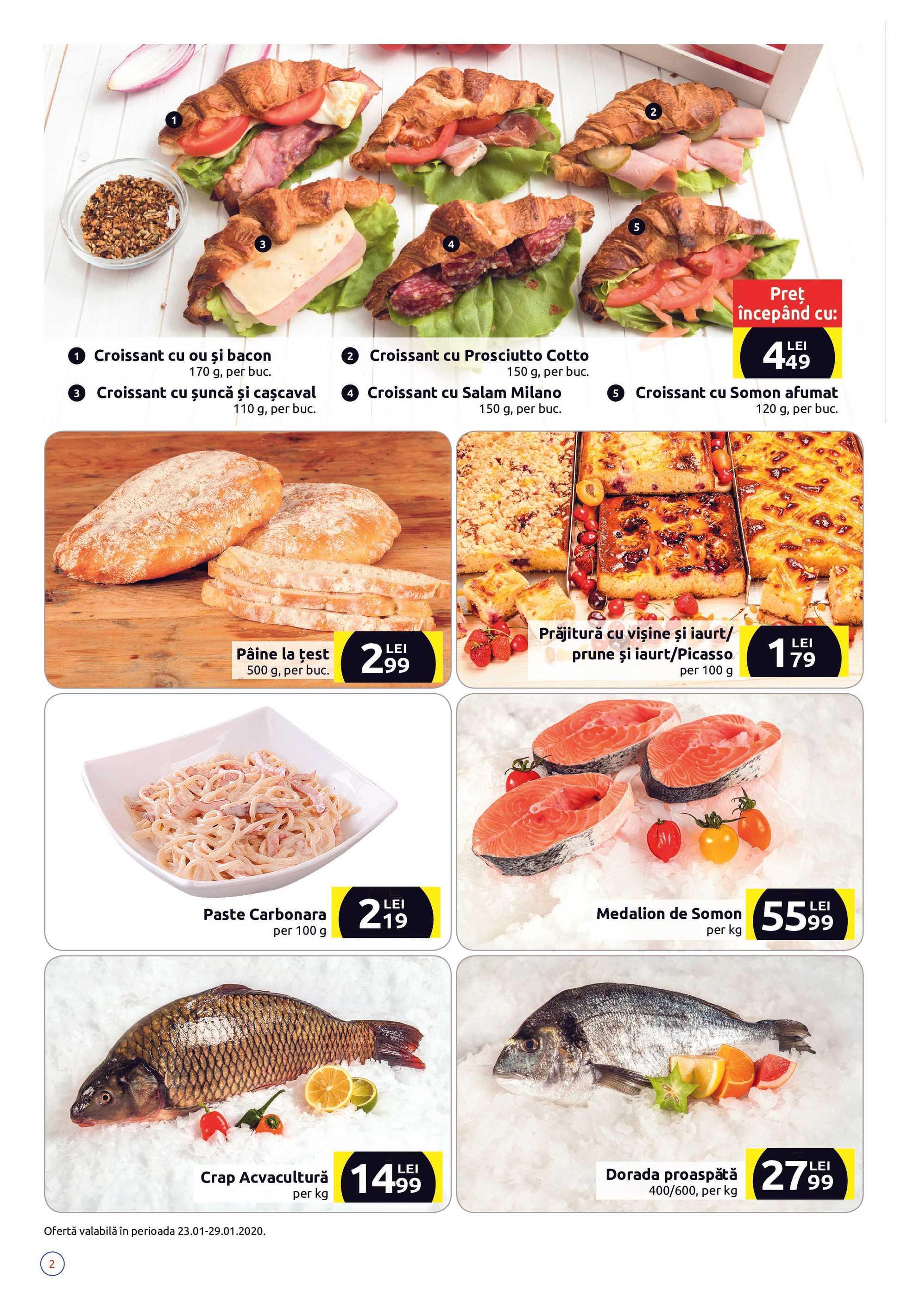 Carrefour - promo începând de la 23.01.2020 până la 05.02.2020 - pagină 2.