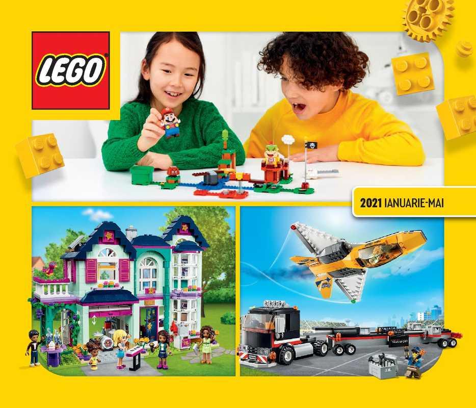 Lego - promo începând de la 01.01.2021 până la 31.05.2021 - pagină 1.