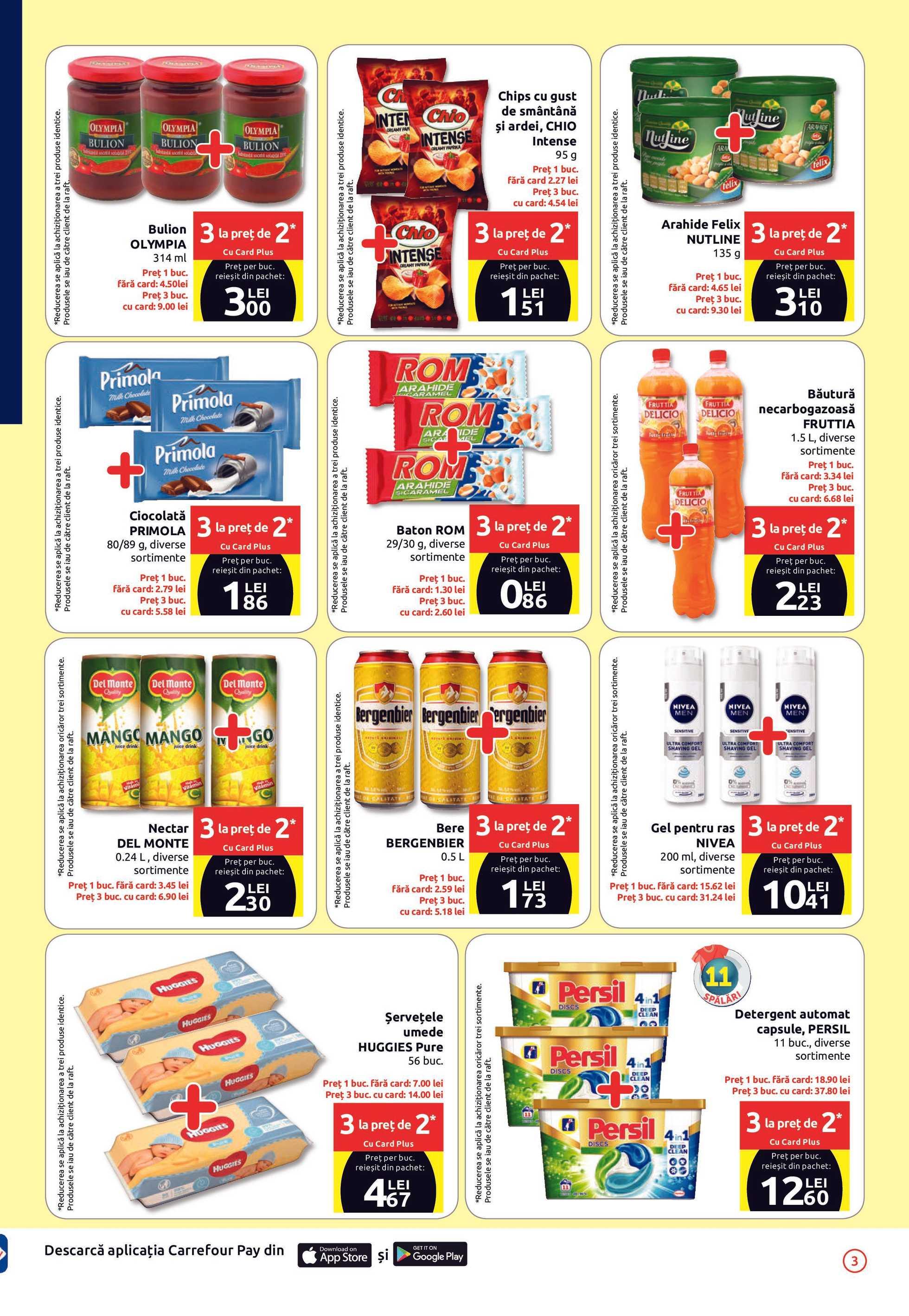 Carrefour Market - promo începând de la 14.11.2019 până la 20.11.2019 - pagină 3.