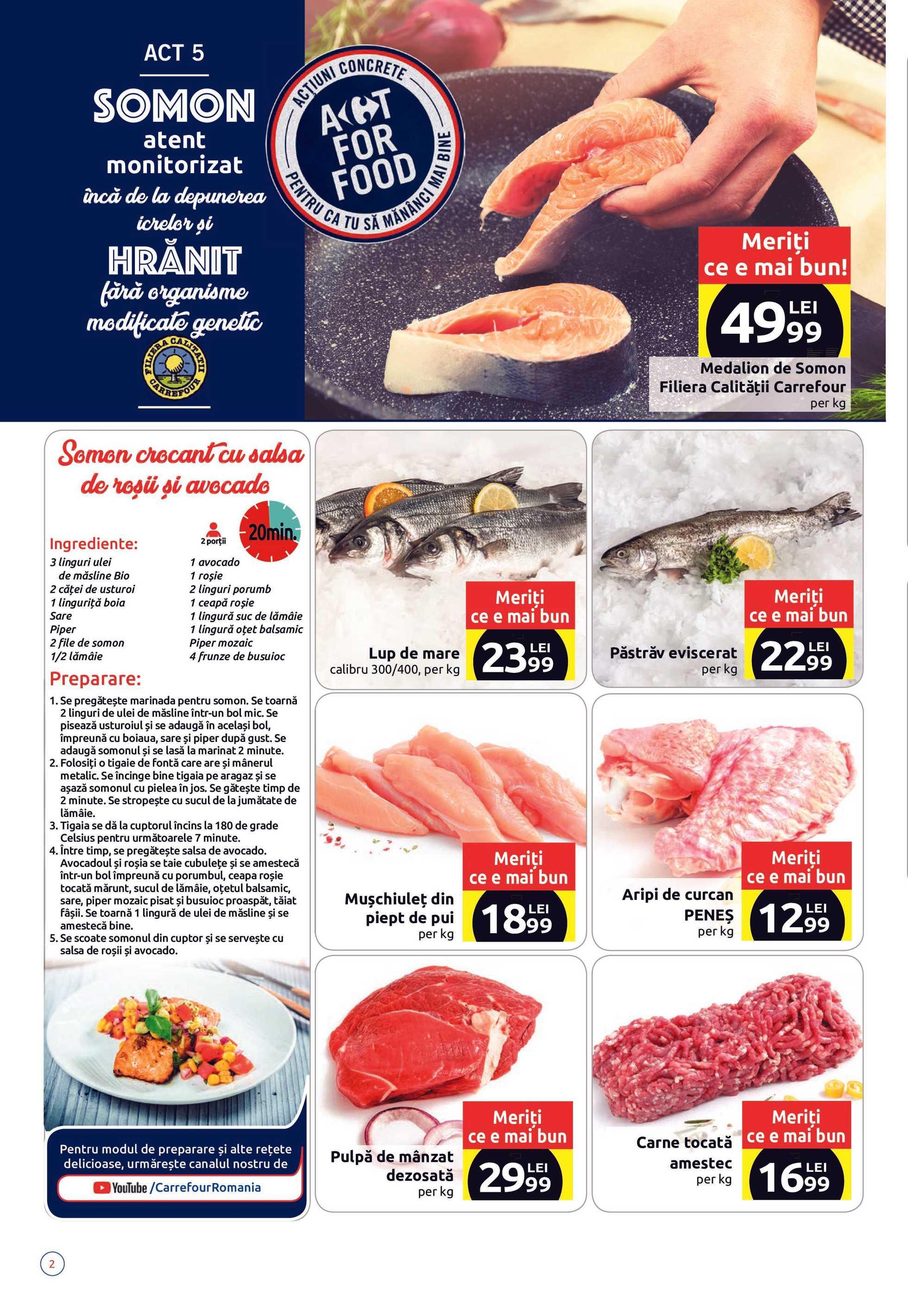 Carrefour - promo începând de la 13.02.2020 până la 19.02.2020 - pagină 2.