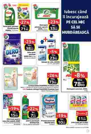 Carrefour - promo începând de la 06.02.2020 până la 19.02.2020 - pagină 15.