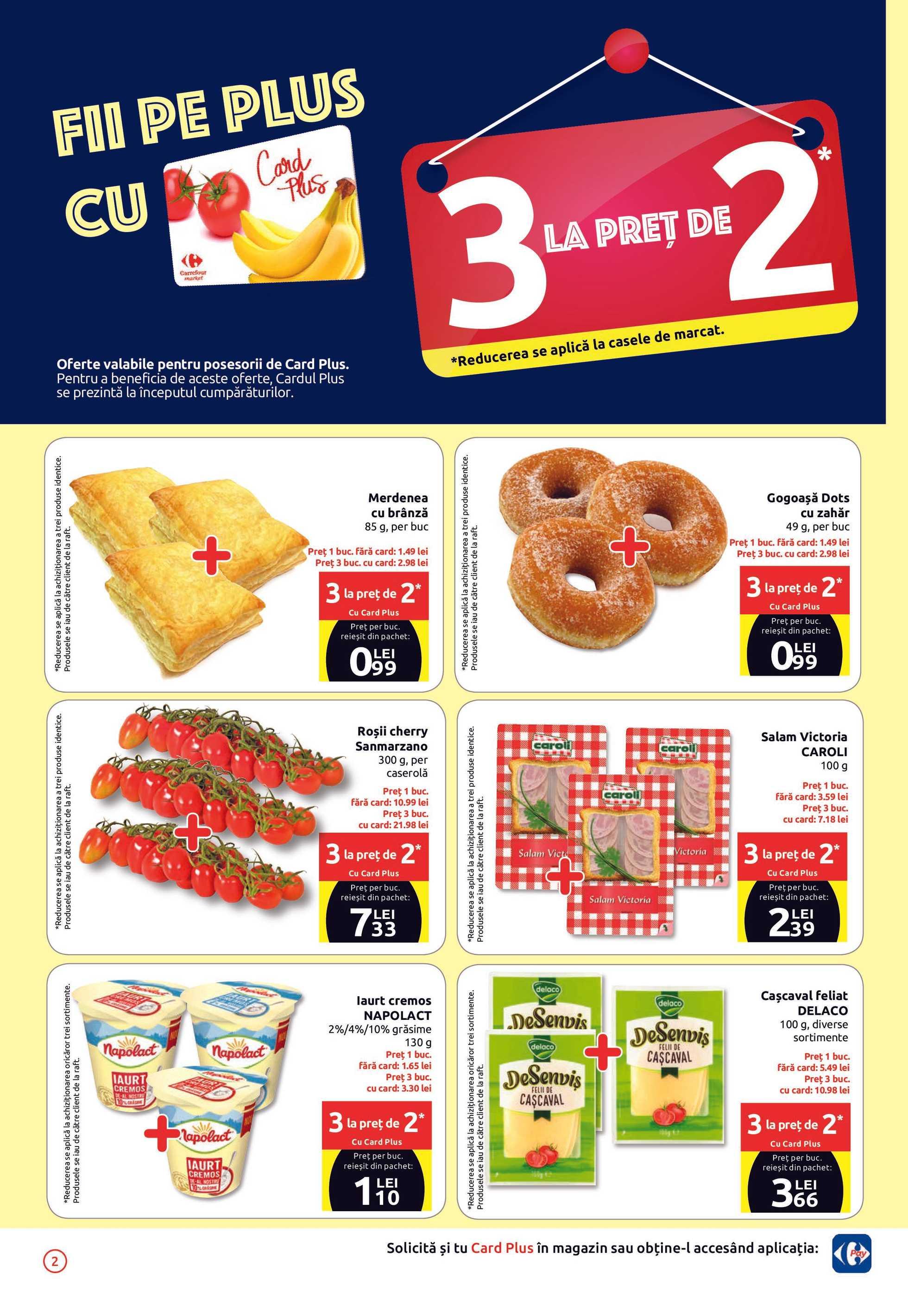 Carrefour Market - promo începând de la 14.11.2019 până la 20.11.2019 - pagină 2.