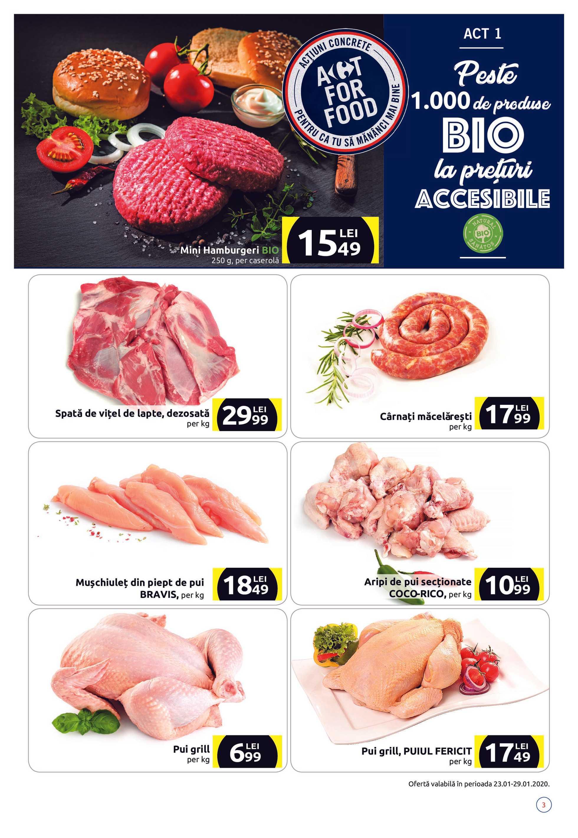 Carrefour - promo începând de la 23.01.2020 până la 05.02.2020 - pagină 3.