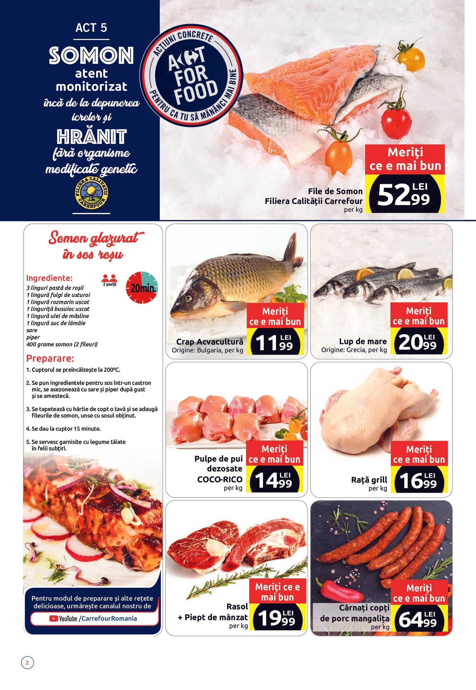 Carrefour - promo începând de la 27.02.2020 până la 04.03.2020 - pagină 2.