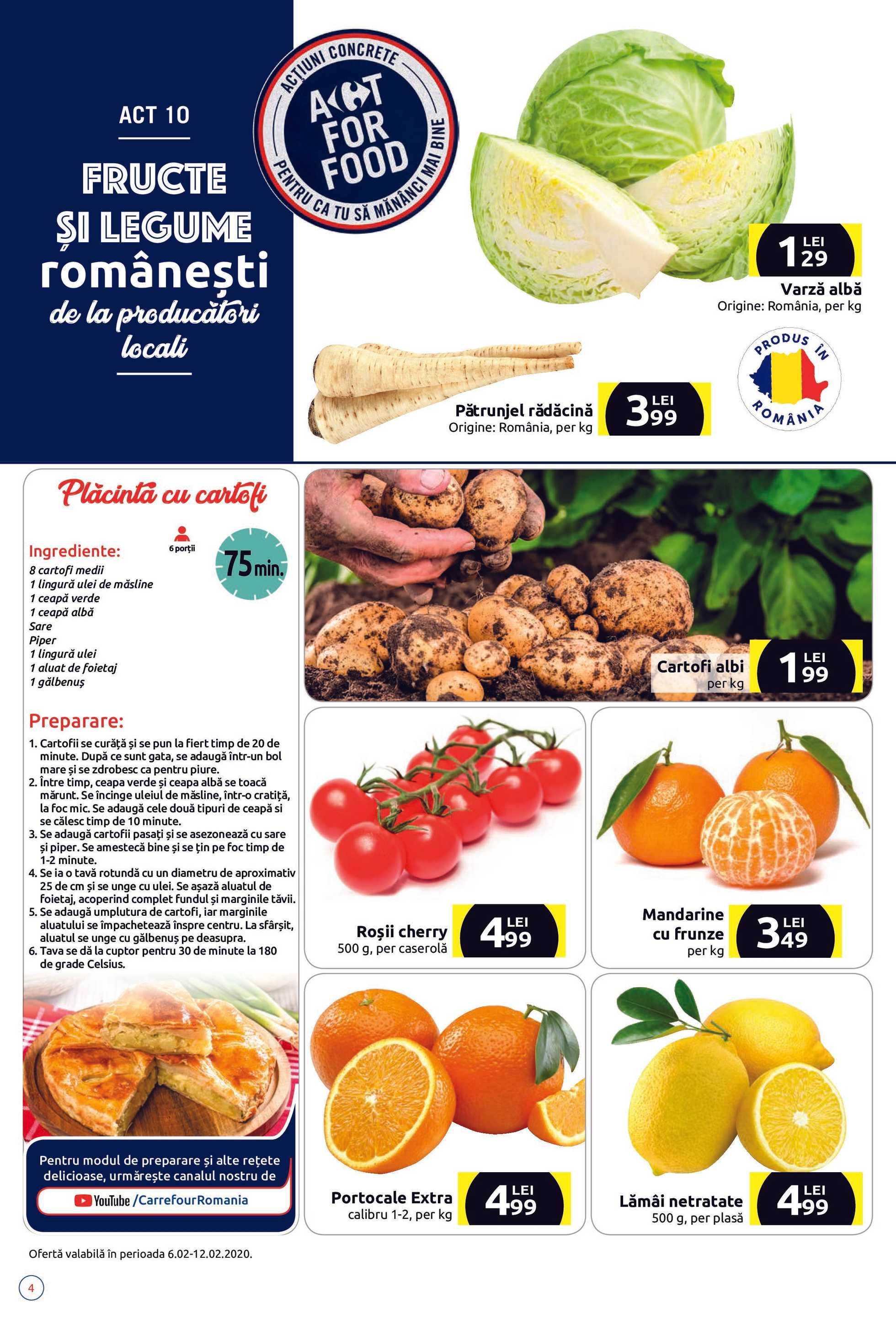 Carrefour - promo începând de la 06.02.2020 până la 19.02.2020 - pagină 4.