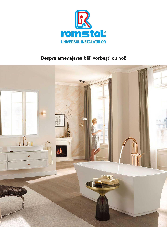 Romstal - promo începând de la 26.03.2020 până la 31.12.2020 - pagină 1.