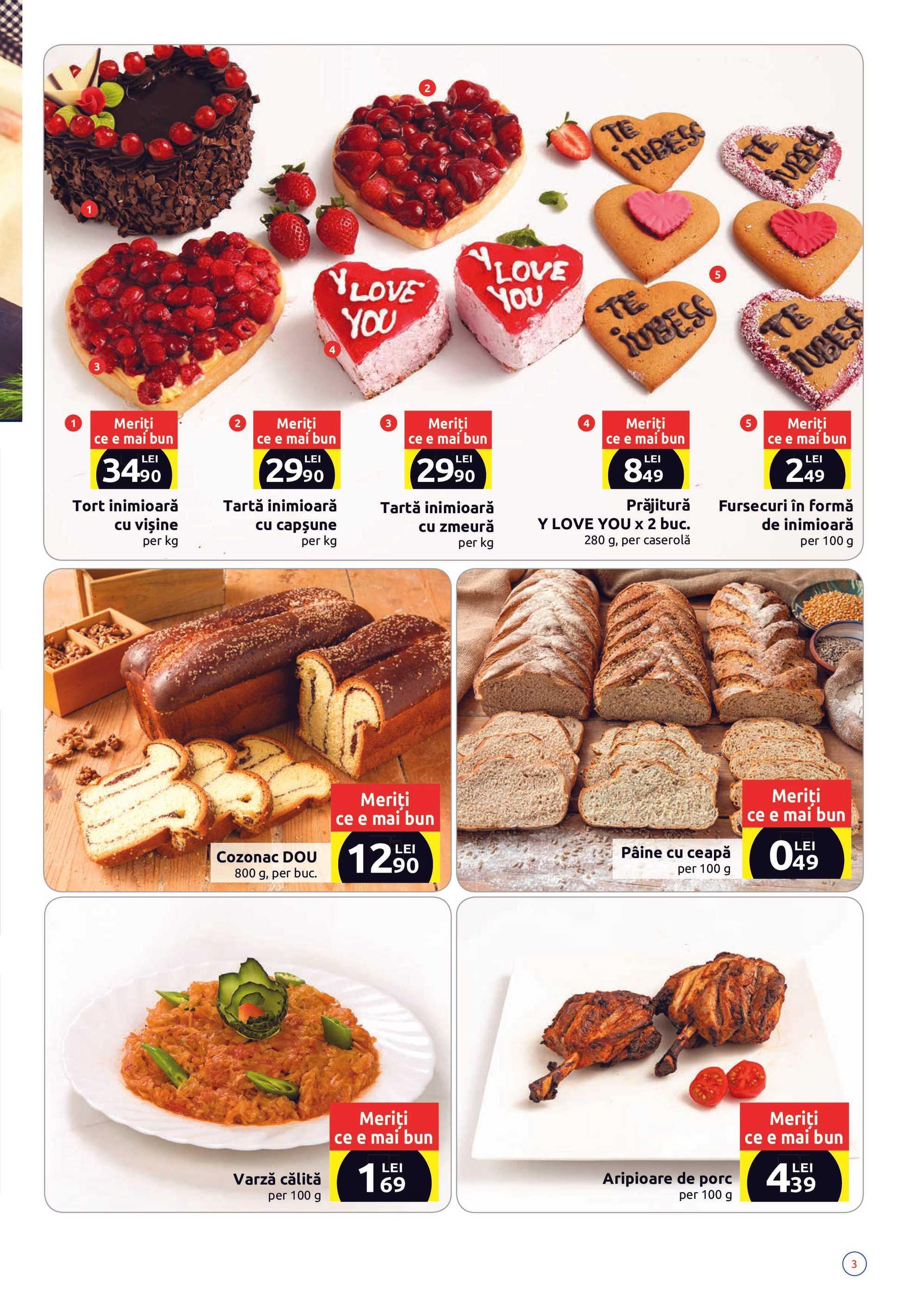 Carrefour - promo începând de la 13.02.2020 până la 19.02.2020 - pagină 3.