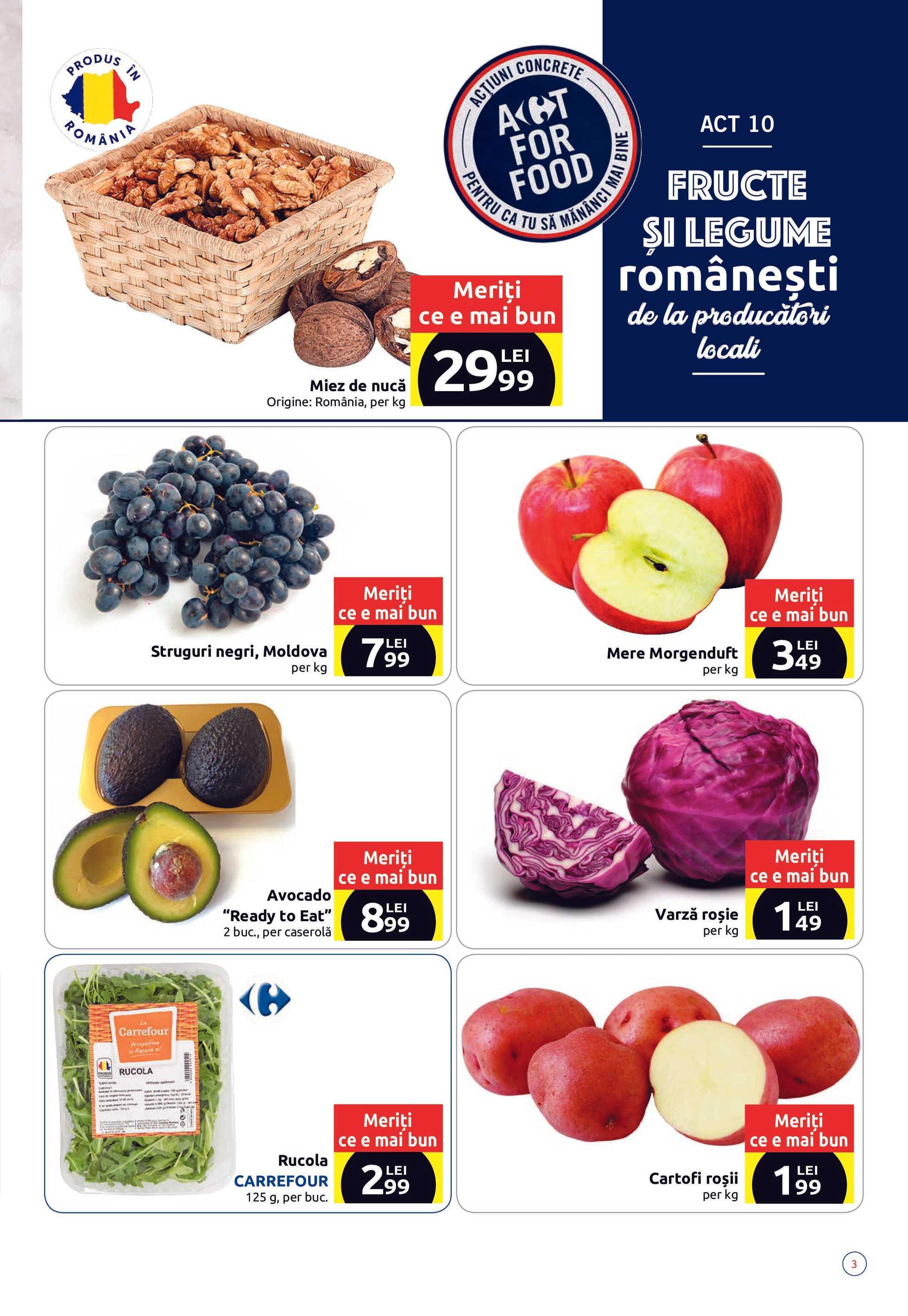 Carrefour - promo începând de la 27.02.2020 până la 04.03.2020 - pagină 3.