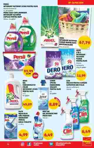Penny Market - promo începând de la 20.05.2020 până la 26.05.2020 - pagină 16.