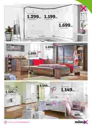 Mömax - promo începând de la 14.05.2020 până la 27.05.2020 - pagină 12. Promoția include arcuri, vitrina, lenjerie, vitrina, arcuri, lenjerie