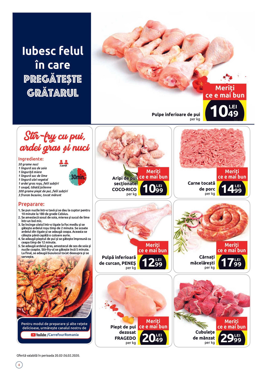 Carrefour - promo începând de la 20.02.2020 până la 04.03.2020 - pagină 4.