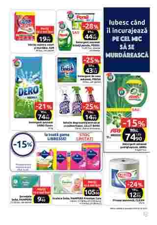 Carrefour - promo începând de la 20.02.2020 până la 04.03.2020 - pagină 15.