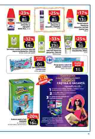 Carrefour - promo începând de la 30.05.2019 până la 12.06.2019 - pagină 41.