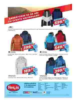 Hervis Sports - promo începând de la 22.10.2020 până la 01.11.2020 - pagină 8.