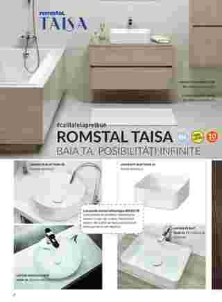 Romstal - promo începând de la 26.03.2020 până la 31.12.2020 - pagină 6.