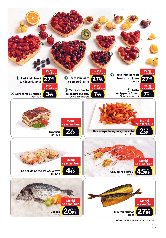 Carrefour - promo începând de la 20.02.2020 până la 04.03.2020 - pagină 3.