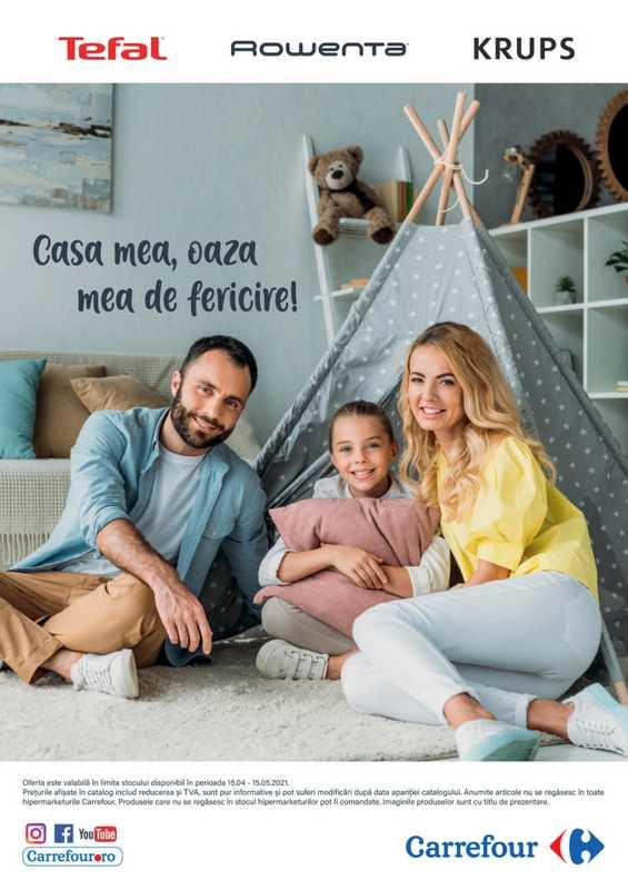 Carrefour - promo începând de la 21.03.2021 până la 15.05.2021 - pagină 1.