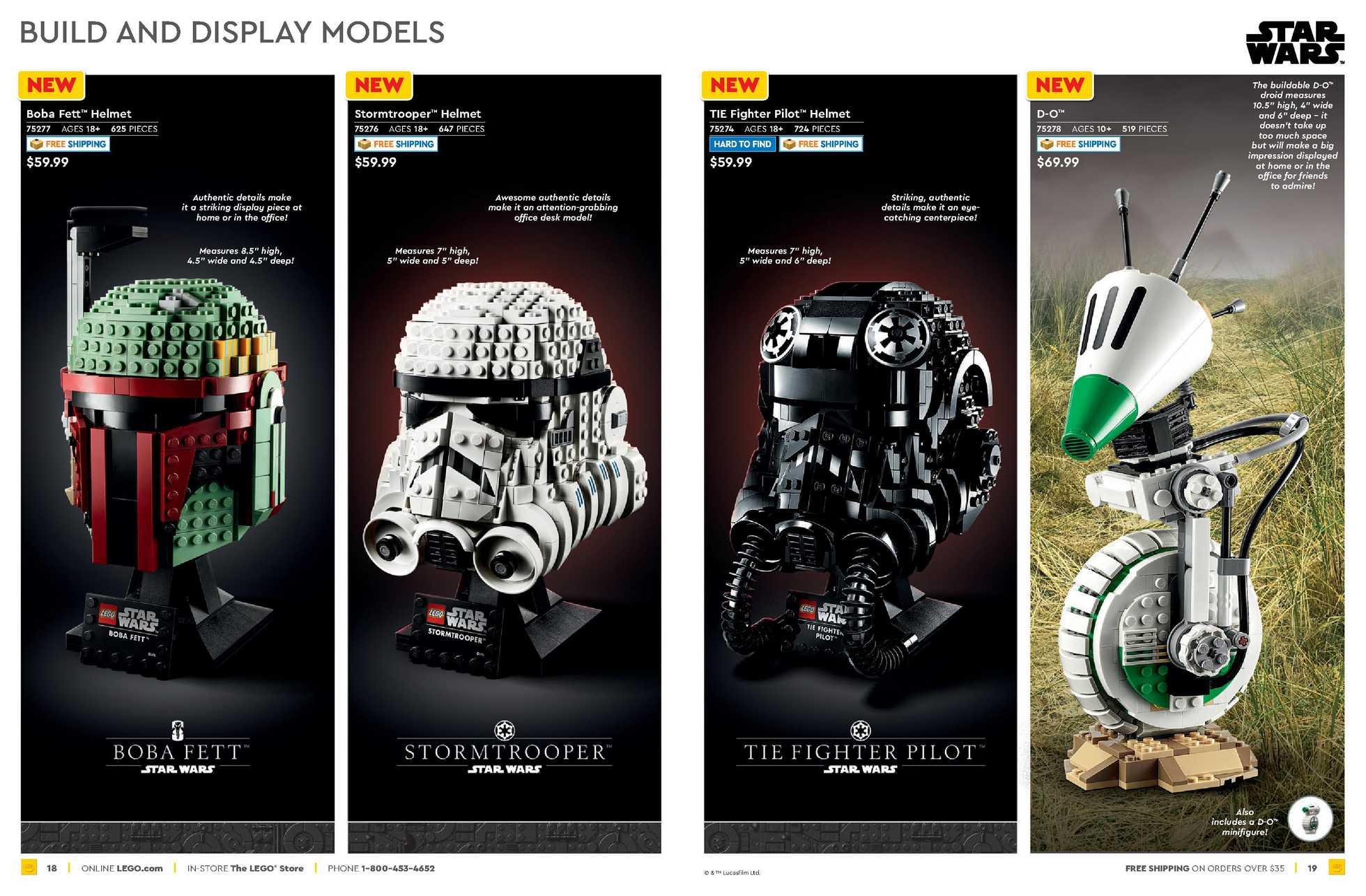 Lego - promo începând de la 17.06.2020 până la 22.09.2020 - pagină 2.