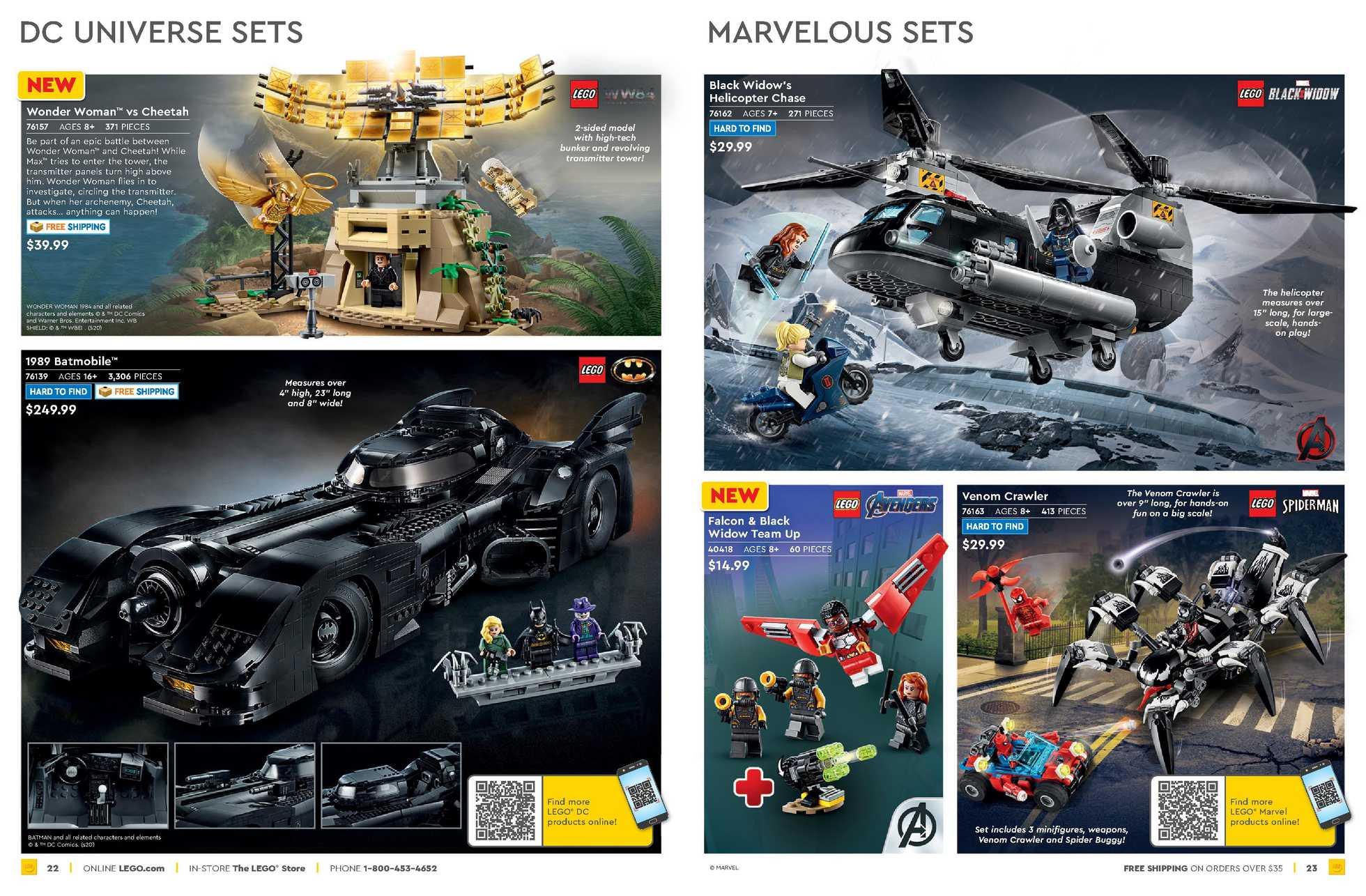 Lego - promo începând de la 17.06.2020 până la 22.09.2020 - pagină 4.