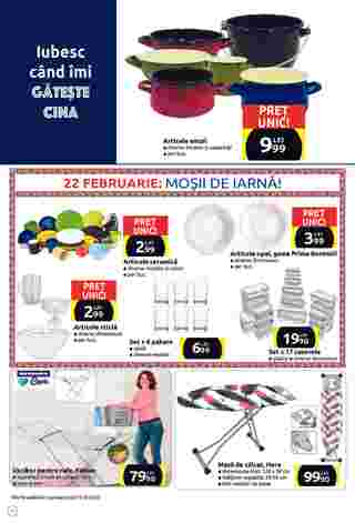Carrefour - promo începând de la 06.02.2020 până la 19.02.2020 - pagină 16.